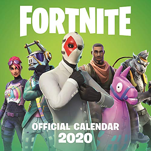 FORTNITE Official 2020 Calendar (Official Fortnite Books) por Epic Games