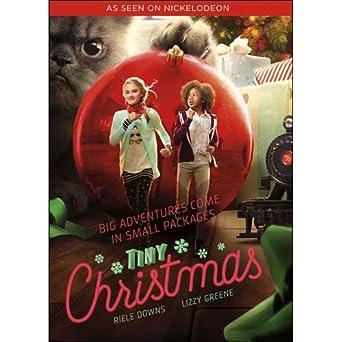 Tiny Christmas.Amazon Com Tiny Christmas Lizzy Greene Riele Downs Jon