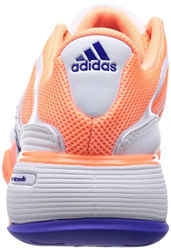 Adidas BARRICADE V CLASSIC Chaussures de tennis femme Blanc 39 1/3