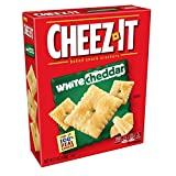 #5: Cheez-It Baked Snack Cheese Crackers, White Cheddar, 7 oz Box
