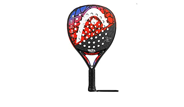 Amazon.com : HEAD Touch Delta Hybrid Bela - (Padel - Pop Tennis - Platform Tennis - Paddle Tennis) : Sports & Outdoors
