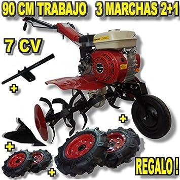 Motoazada 700 OHV 7CV,+kit agrícola. GARANTÍA PLATINUM: Amazon.es ...