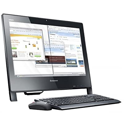 """Lenovo ThinkCentre EDGE 92Z 21.5"""" FHD Touchscreen All-in-One AIO Desktop, Intel Quad-Core i5 3470s up to 3.6 GHz, 8GB DDR3, 500GB HDD, AMD Radeon Graphics, Windows 7 Pro (Certified Refurbished)"""