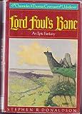 Lord Foul's Bane, Stephen R. Donaldson, 0030227712