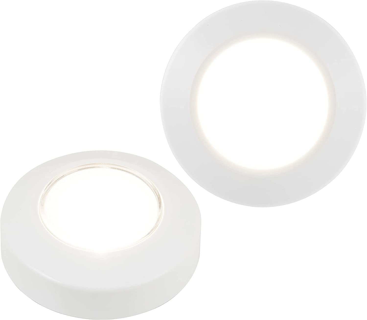 Energizer Push LED Soft Special Campaign Accent Fashion Kitchen Closet Oper Battery