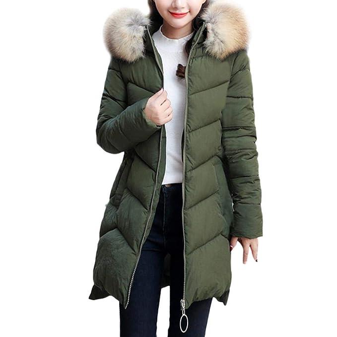 FELZ Moda Abrigos Mujer Invierno Abrigo Grueso de algodón con Capucha Elegantes Slim sólido Abajo Chaqueta Abrigo