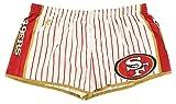 FOCO NFL Womens Pinstripe Polyester Short