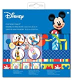 Disney 8-by-8 Mickey Page Kit