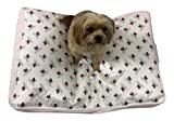 PoochPads Dog Bed, Pink, Small/30″ x 21″ For Sale