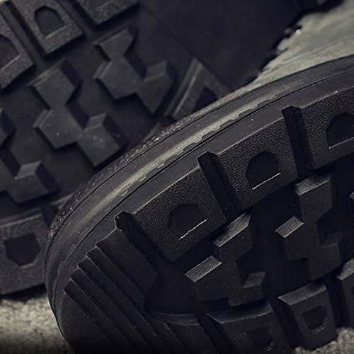 Le High Help 3 UK7 da dimensioni CN41 calzature Warm Scarpe Winter uomo Colore Keep 03 Boots EU40 03 Colors Martin sportive FEIFEI gvgrOwnzq