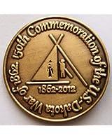 U.S.-Dakota War 150th Commemoration Pin