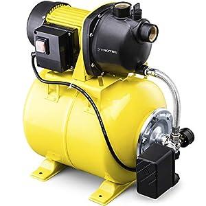 TROTEC Bomba de Agua Doméstica TGP 1025 E