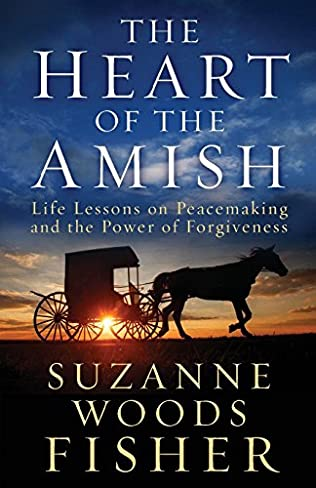 book cover of The Heart of the Amish