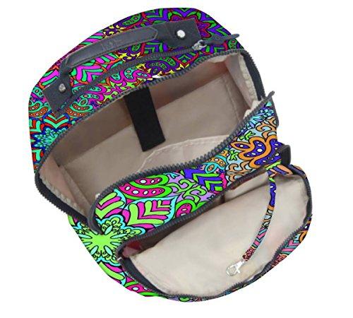 Snoogg Cartable, Multicoloured (multicolore) - RPC-2420-AOPBKPAK