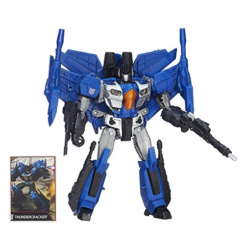 Transformers Generations Leader Class Thundercracker Figure (Legend Of The Seeker Costumes For Sale)