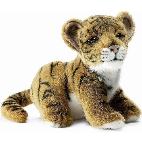 (Soft Comfortable Hansa Tiger Baby Plush )