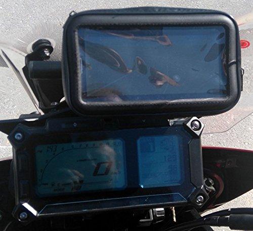Barra Soporte para GPS Yamaha MT-09 Tracer 15-17: Amazon.es: Coche y moto