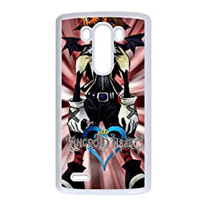 Kingdom Hearts LG G3 Cell Phone Case White&Phone Accessory STC_142466