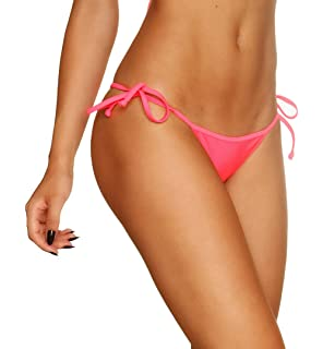 387c4497b98 THE MESH KING Coqueta Swimwear Brazilian Mini Tiny Bikini Sexy Swimsuit  String Side