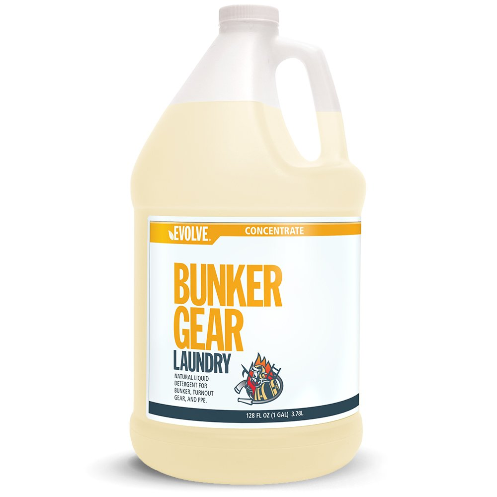 Evolve All Natural Bunker Gear Laundry, 1 gal