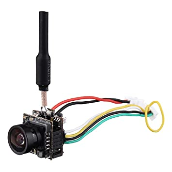EACHINE TX06 700TVL FOV 120 Grados 5.8 GHz 48CH Smart Audio Mini ...