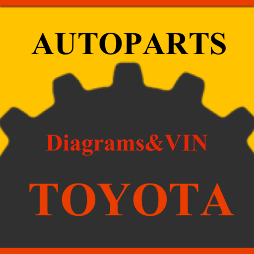Parts and diagrams for Toyota - Part Diagram