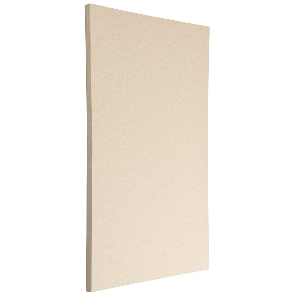 JAM PAPER Ledger Parchment 24lb Paper - 11 x 17 Tabloid - Natural - 100 Sheets/Pack