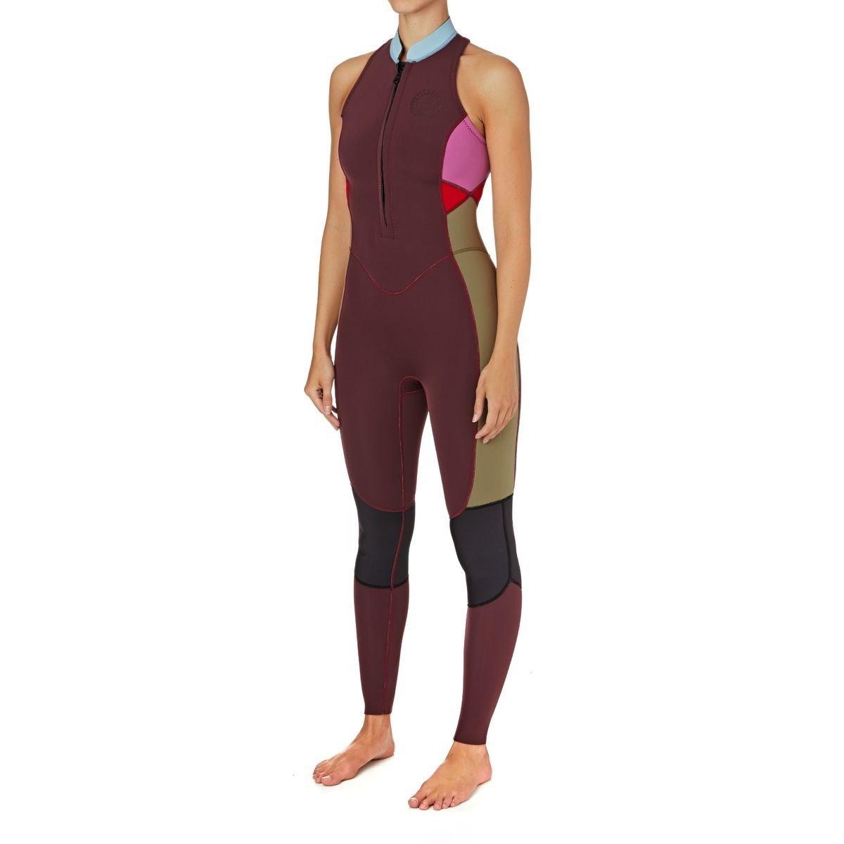 376536d6f610b BILLABONG Womens Salty Jane 2MM Sleeveless Wetsuit Mulberry  Amazon.co.uk   Sports   Outdoors