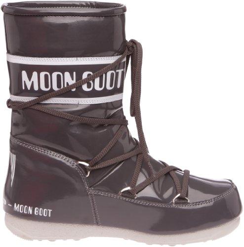 Moon Boot W.E. P.Jump.Mid - Botas de nieve, color: Azul Gris (Gris (Antracite 015))