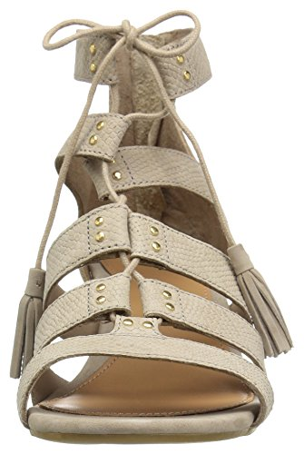 discount low price fee shipping sale best seller UGG Women's Yasmin Snake Gladiator Sandal Horchata cheap discounts choice dbTRSic8