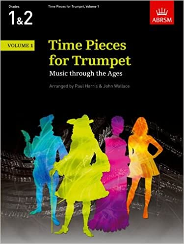 time pieces for trumpet v 2
