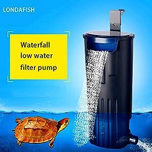 LONDAFISH Turtle Water Filter
