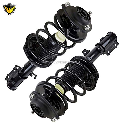 New Pair Duralo Front Strut & Spring Assembly For Kia Spectra 2004-2009 - Duralo 1192-1443 New