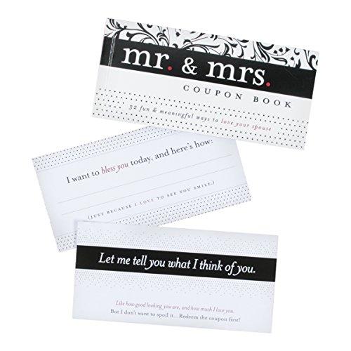 DaySpring Mr. & Mrs. Coupon Book (39240) -  DaySpring Company