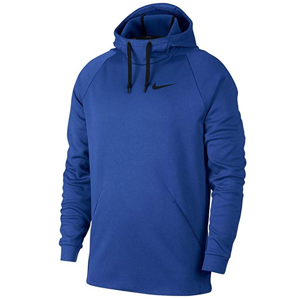 Nike Men's Therma Training Hoodie Game Royal Size XX-Large