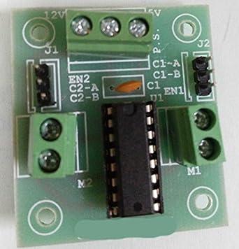 REES52 L293D Arduino, Raspberry Pi, Arm, Avr, Pic, 8051