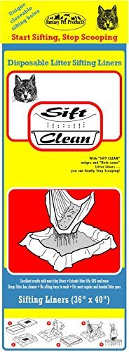 (Sift Clean Liners (36in x)