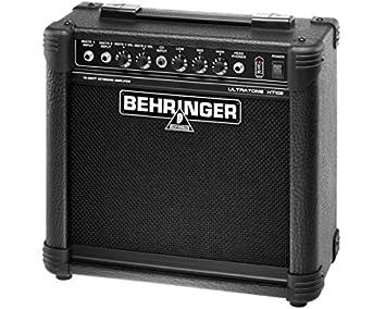 Behringer KT108 ultratone VTC amplificador combo teclado 2 canales Bugera 8 ″ 15 W Virtual Tube