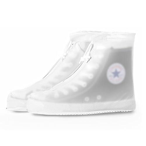 Halova Waterproof Shoes Cover Rain Snow Women Men Boots Covers