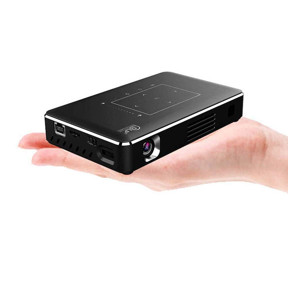 Mini proyector WiFi Micro 4000 lúmenes inalámbrico 3D Cine en el ...
