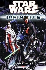 Star Wars Infinities, Tome 3 : Le Retour du Jedi par Adam Gallardo