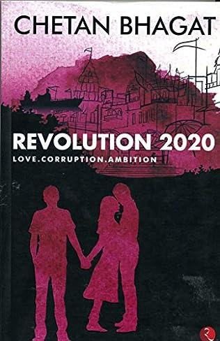 book cover of Revolution Twenty20