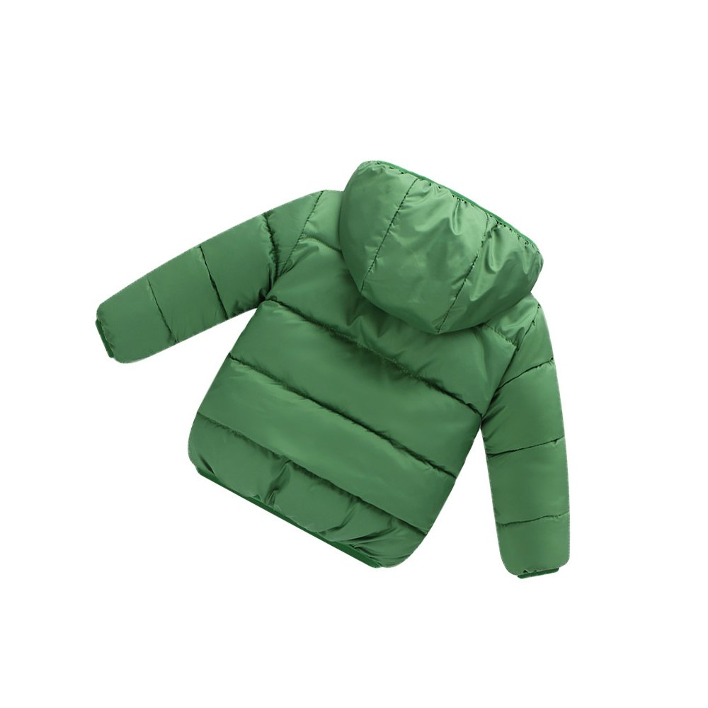 a38b0ffee AHZZY Toddler Baby Winter Jacket Kids Clothes Hooded Coats Girls Boy ...
