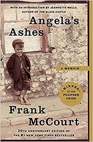 Image result for Angela's Ashes - Frank McCourt