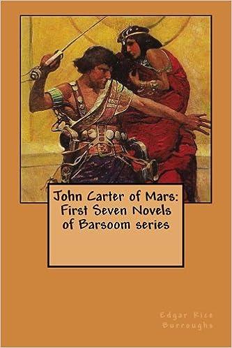 Book John Carter of Mars: First Seven Novels of Barsoom series