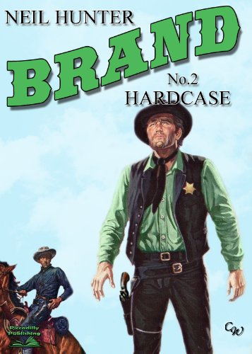 Hardcase (A Jason Brand Western Book 2)