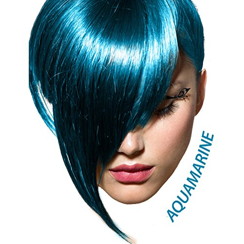 aqua hair color - 7