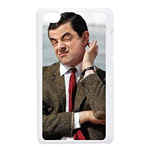 ipod 4 White Mr Bean phone case Christmas Gifts&Gift Attractive Phone Case HLR500324317