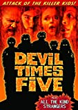Grindhouse Double Feature: Devil Times 5 / All the Kind Strangers (DVD-R) (1974) (All Regions) (NTSC) (US Import)