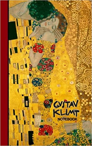 Gustav Klimt Notebook: Gifts for Art Lovers [ Small Ruled Notebooks / Writing Journals with Prints of The Kiss ] (Signature Series - Klimt Paintings): smART ...